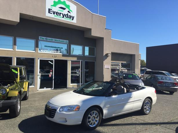 2004 Chrysler Sebring Convertible Limited
