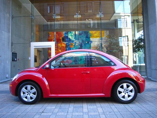 2007 Volkswagen Beetle 2.5L - FULLY LOADED! - LOCAL! - NO ACCIDENTS!