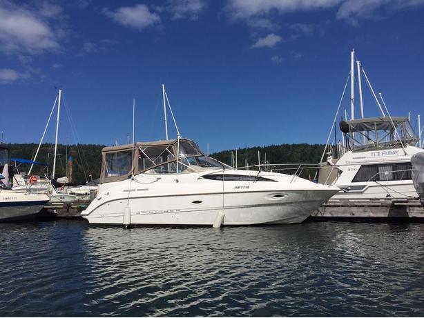 GREAT BUY !!! 27 ft Bayliner Ciera 2655 Power Boat