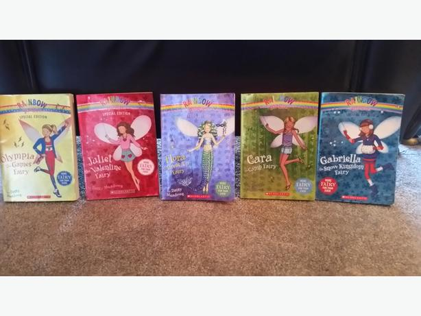 Fairy Book Lot