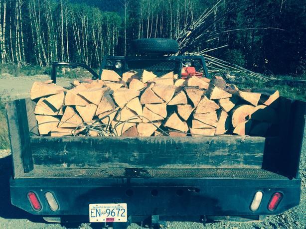 Seasond Dry Firewood