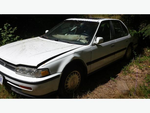 Honda parts/vehicles