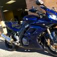 * SOLD * 2008 Suzuki SV650SF Sport Bike
