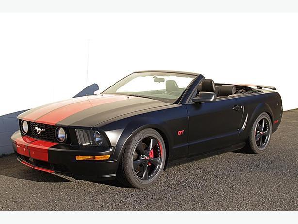 Custom Mustang GT
