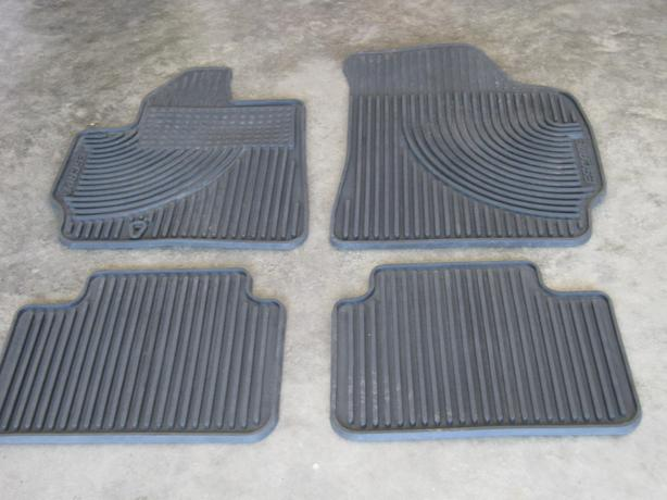 FORD ESCAPE ALL WEATHER FLOOR MATS