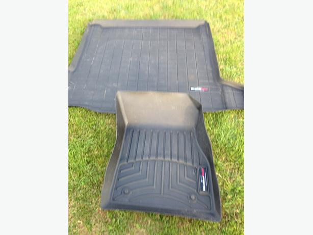 Weather Tech Mats & Trunk Liner