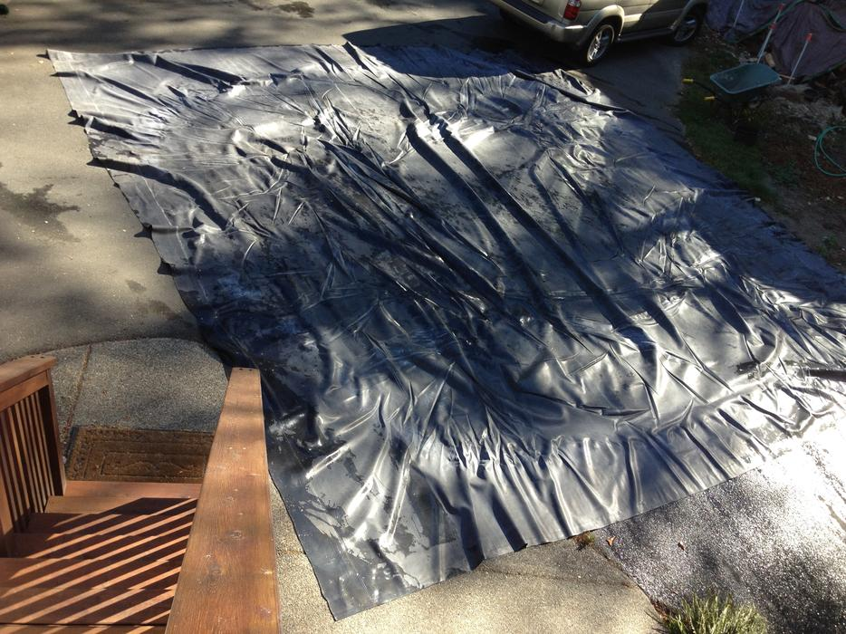 Koi pond equipment for sale west shore langford colwood for Used koi pond for sale