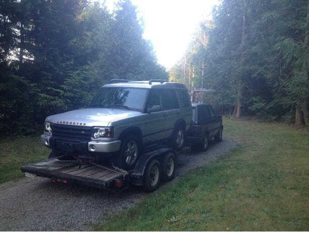 Land Rover Discovery 2 Parts