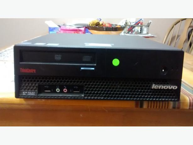 Duel (x2) Core, 2 GB RAM Lenovo Desktops