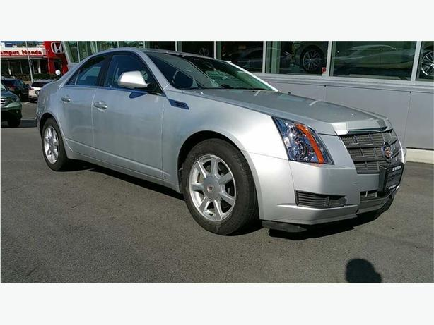2009 Cadillac CTS w/1SA ONE OWNER VICTORIA