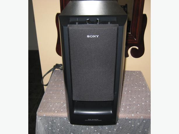 "Sony Active 60 Watt 6.5"" SubwooferSA-W305"