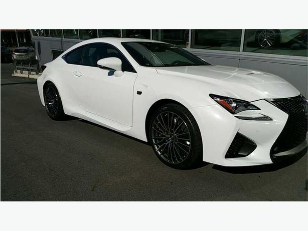 2015 Lexus RC F NO ACCIDENTS LOCAL VICTORIA ONE OWNER