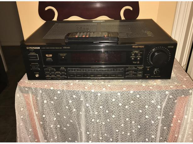 Pioneer 400 Watt 5.0 ReceiverVSX-451