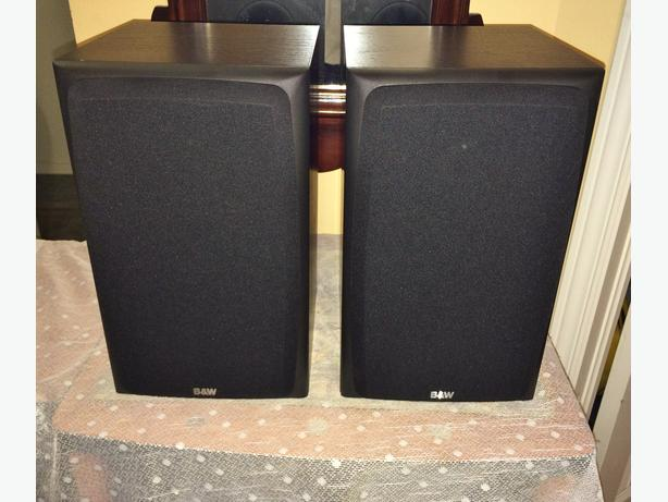 B&W Mini-Monitors DM303