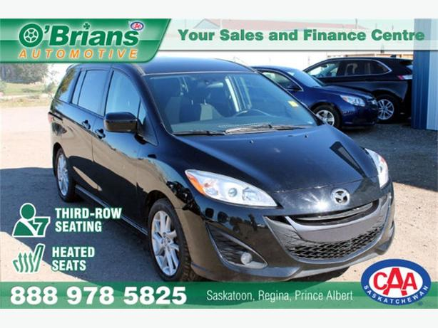 2012 Mazda Mazda5 GT - HEATED SEATS 3RD ROW