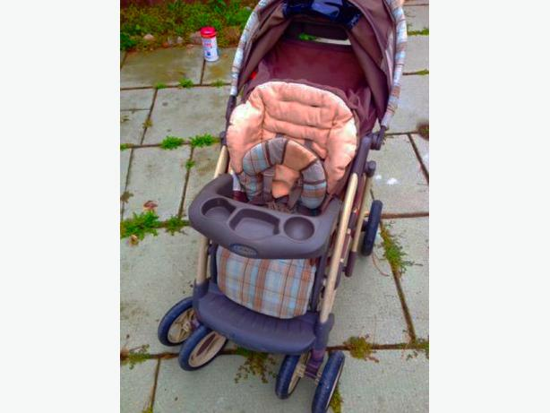 Graco seat combo stroller