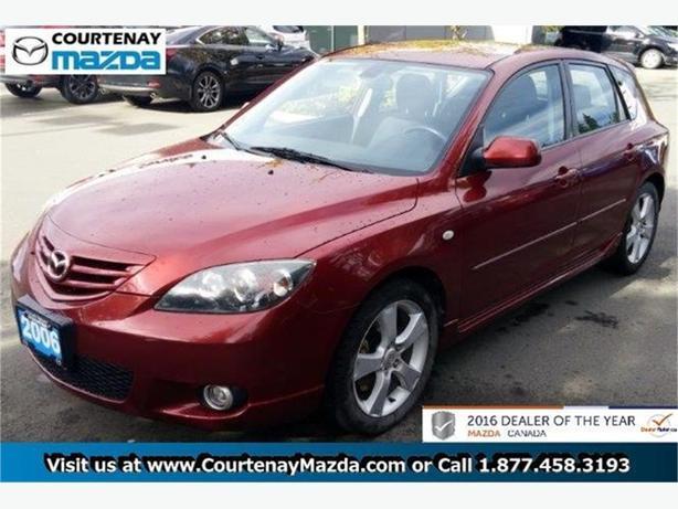 2006 Mazda Mazda3 GT 5sp