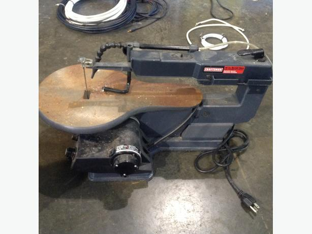 Craftman Scroll Saw