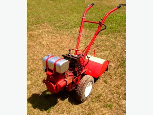 TROY BILT Commercial Rear Tine tiller