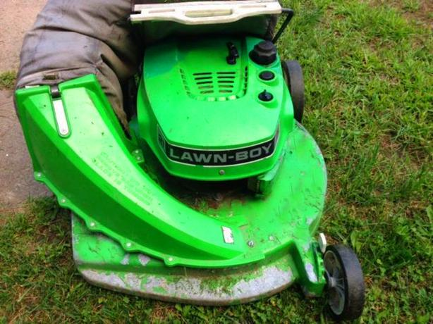 Lawnboy lawn mower