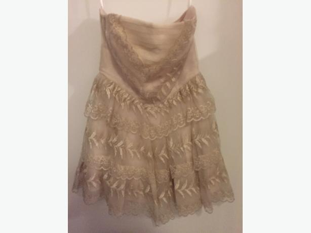 size 12 Betsey Johnson dress - worn once
