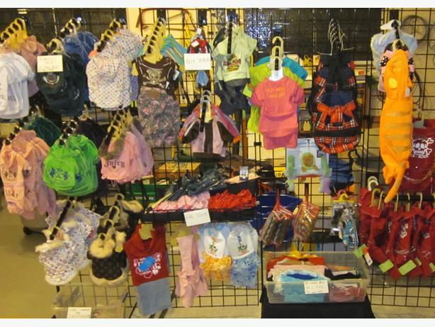 CLEARANCE SALE - Designer Dog Clothes - Sept. 24 - $20 (Langley)