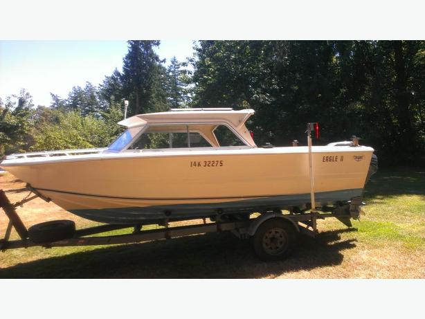 WANTED: 15-17FT  BOAT/TRAILER UN-POWERED