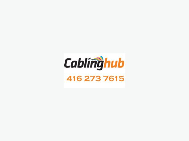 Network and Data Cabling Installation Services in GTA