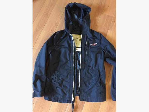 boys hollister jacket