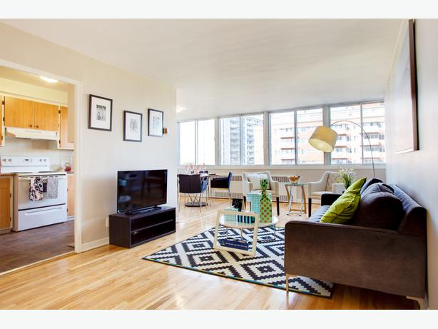 1br - FULLY RENOVATED/ LARGE 3.5 - PET FRIENDLY / ANIMAUX BIENVENUS