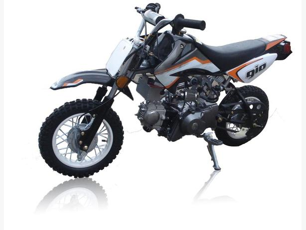 WE CARRY THE WHOLE GIO LINE UP OF GX SERIES DIRT BIKES.