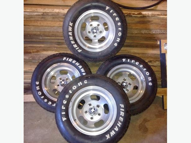 ET Alloy Wheels and Tires