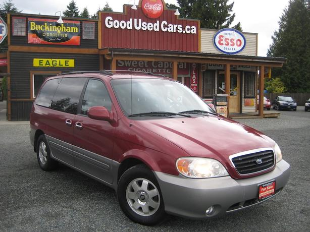 2002 Kia Sedona - Drives Well & Serviced Well - Extra Value Priced