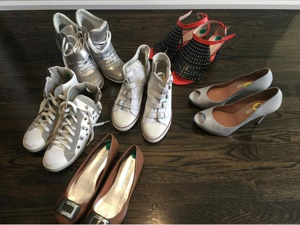 Womens Brand Shoes - NEW