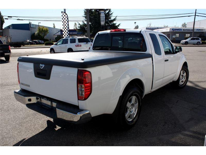 2011 Nissan Frontier S Extended Cab 2wd Outside Okanagan