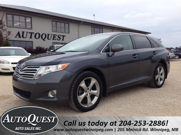 2010 Toyota Venza - 3.5L AWD SUV - ACCIDENT FREE!
