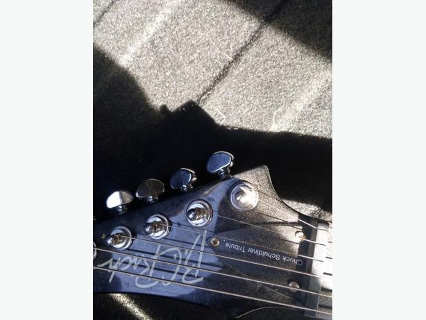 b.c. rich guitar chuck schuldiner tribute $700 obo