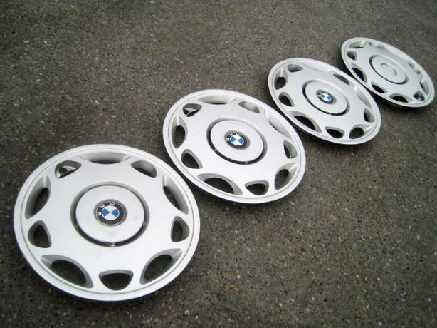 BMW E36 Wheel Covers ~ 15""