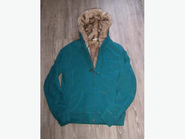 winter jacket hoodies , outerwear ,  size med