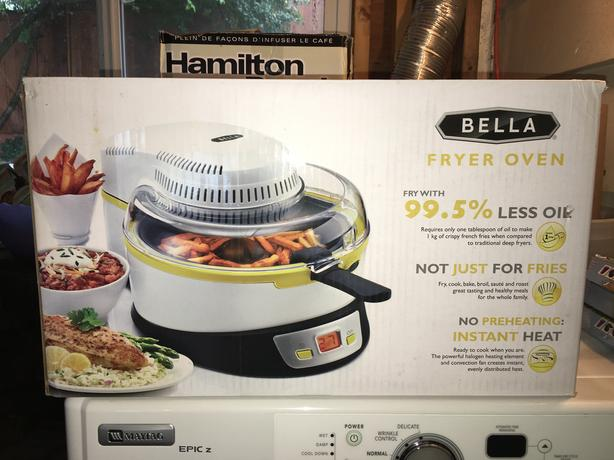 Bella Fryer Oven