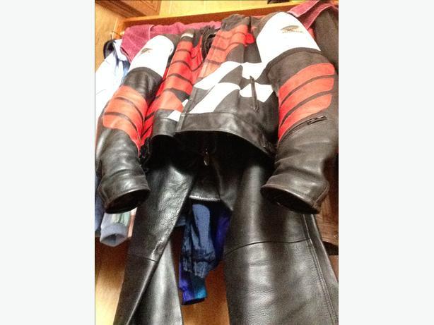 honda sport jacket
