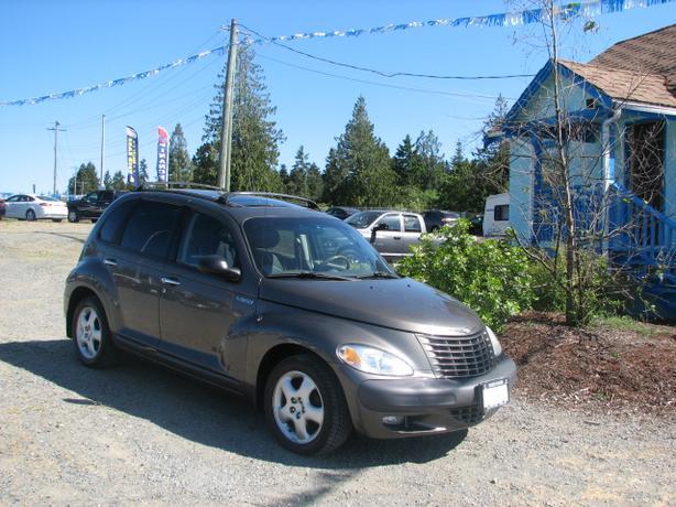 2001 Chrysler PT Cruiser $2,987