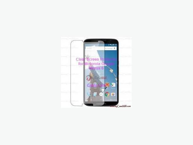 Ultra Clear Screen Protector for Google Motorola Nexus 6