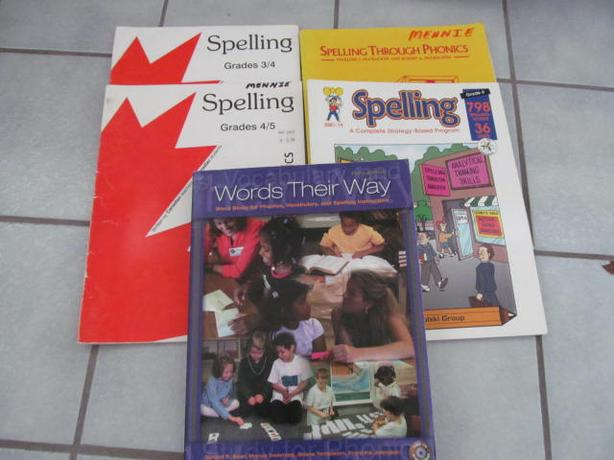 Sets of teaching books