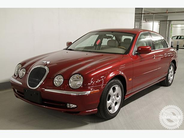 Look here at this Beautiful Jaguar S-Type 125,000KM