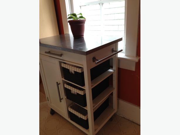 Kitchen Moving Island Counter Central Regina Regina