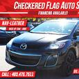 2010 Mazda CX-7 GT AWD-LEATHER-NAVI-S.ROOF-110000km
