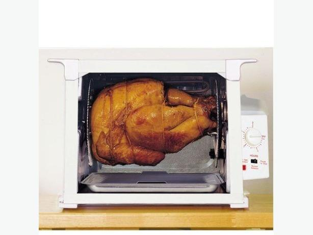 Showtime + Rotisserie & BBQ Oven