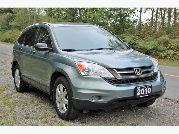2010 Honda CR-V LX ** Accident Free | One Owner | BC Local **