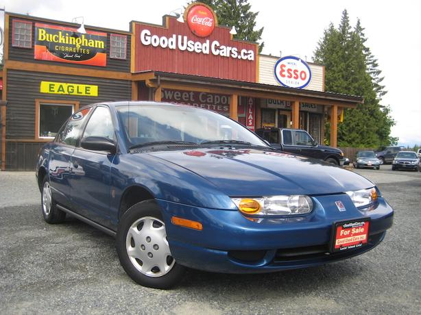 2001 Saturn SL1 Sedan - Lightly Driven! Only 140,000 KM!, SALE
